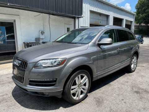 2010 Audi Q7 for sale at Car Online in Roswell GA