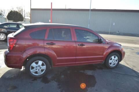 2007 Dodge Caliber for sale at CARGILL U DRIVE USED CARS in Twin Falls ID