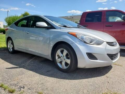 2011 Hyundai Elantra for sale at Paramount Motors in Taylor MI