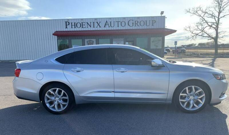 2017 Chevrolet Impala for sale at PHOENIX AUTO GROUP in Belton TX