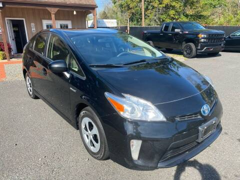 2015 Toyota Prius for sale at Suburban Wrench in Pennington NJ