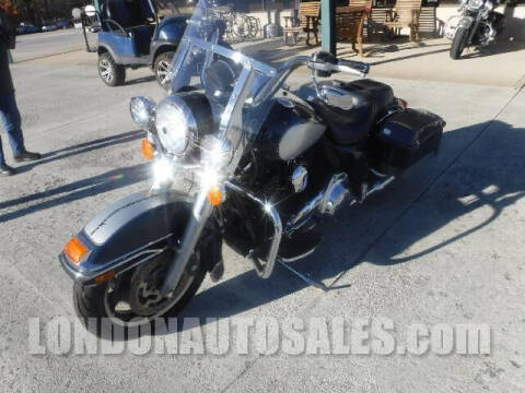 2012 Harley-Davidson Road King for sale at London Auto Sales LLC in London KY