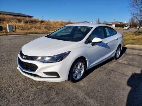 2018 Chevrolet Cruze for sale at Group Wholesale, Inc in Post Falls ID