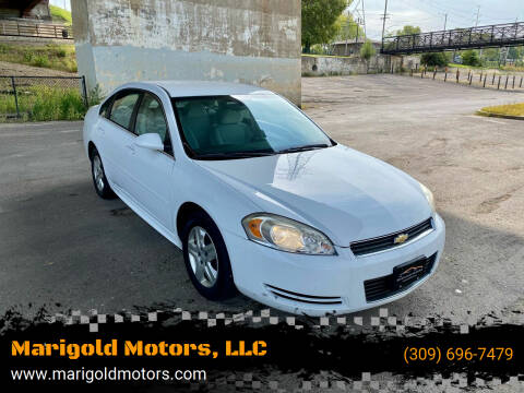 2010 Chevrolet Impala for sale at Marigold Motors, LLC in Pekin IL