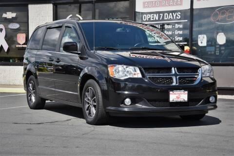 2017 Dodge Grand Caravan for sale at Michaels Auto Plaza in East Greenbush NY