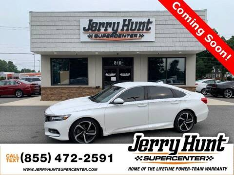 2020 Honda Accord for sale at Jerry Hunt Supercenter in Lexington NC