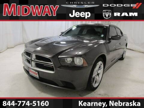 2014 Dodge Charger for sale at MIDWAY CHRYSLER DODGE JEEP RAM in Kearney NE