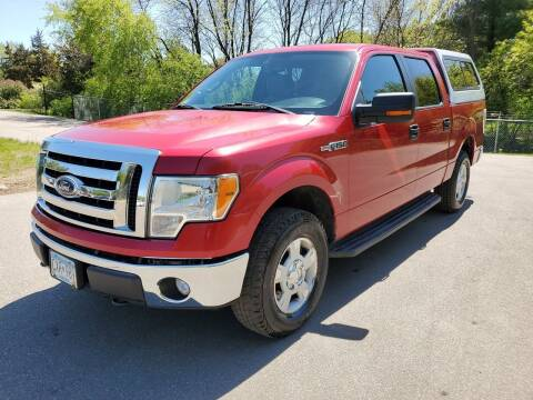 2012 Ford F-150 for sale at Ace Auto in Jordan MN