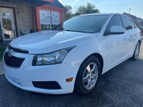 2013 Chevrolet Cruze for sale at 5 STAR MOTORS 1 & 2 in Louisville KY