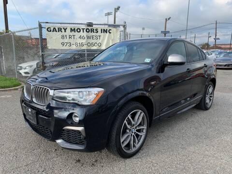 2017 BMW X4 for sale at Vantage Auto Wholesale in Lodi NJ