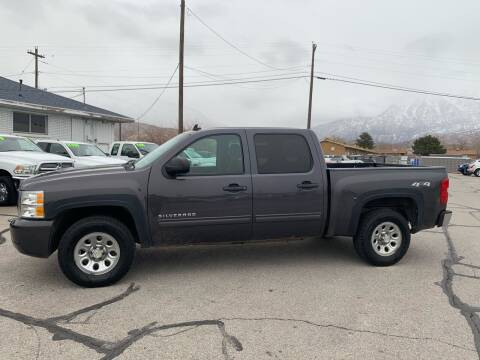 2010 Chevrolet Silverado 1500 for sale at Street Dreams LLC in Orem UT