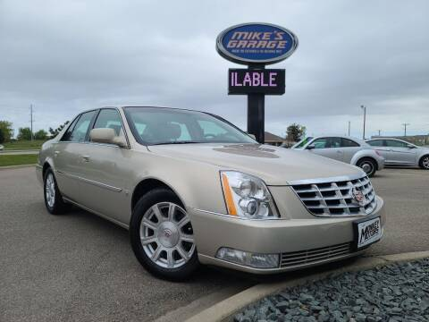 2008 Cadillac DTS for sale at Monkey Motors in Faribault MN