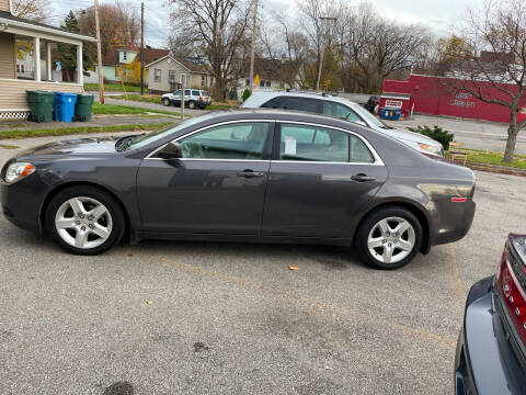 2011 Chevrolet Malibu for sale at Mike's Auto Sales in Rochester NY