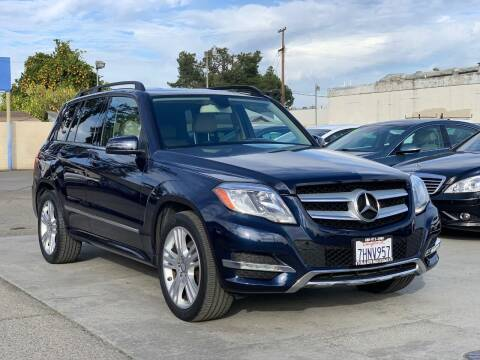 2015 Mercedes-Benz GLK for sale at H & K Auto Sales & Leasing in San Jose CA