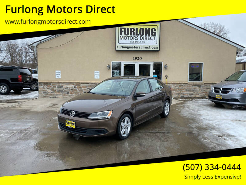 2011 Volkswagen Jetta for sale at Furlong Motors Direct in Faribault MN