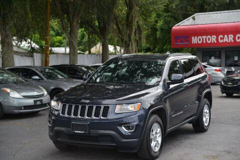 2014 Jeep Grand Cherokee for sale at Motor Car Concepts II - Colonial Location in Orlando FL