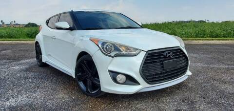 2014 Hyundai Veloster for sale at BAC Motors in Weslaco TX