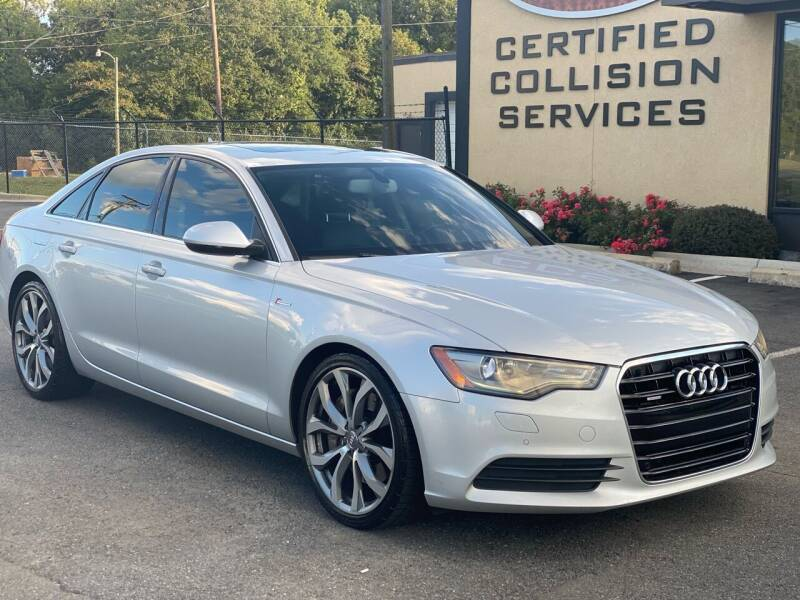 2014 Audi A6 for sale at EMH Imports LLC in Monroe NC