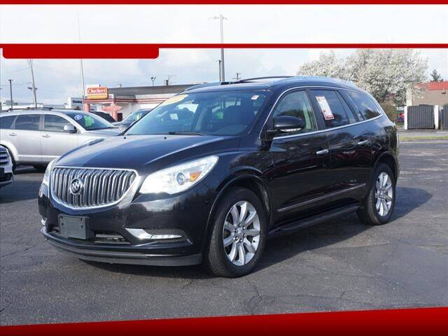 2016 Buick Enclave for sale at Autowest of GR in Grand Rapids MI