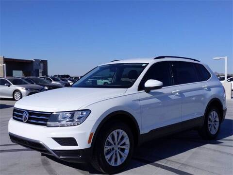 2019 Volkswagen Tiguan for sale at Camelback Volkswagen Subaru in Phoenix AZ