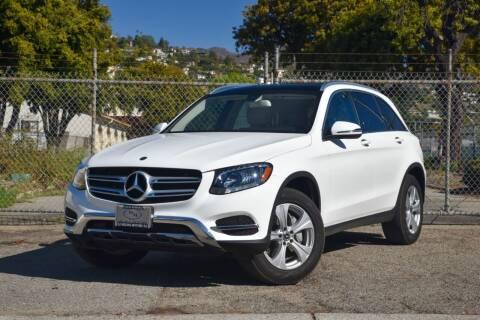 2018 Mercedes-Benz GLC for sale at Milpas Motors in Santa Barbara CA