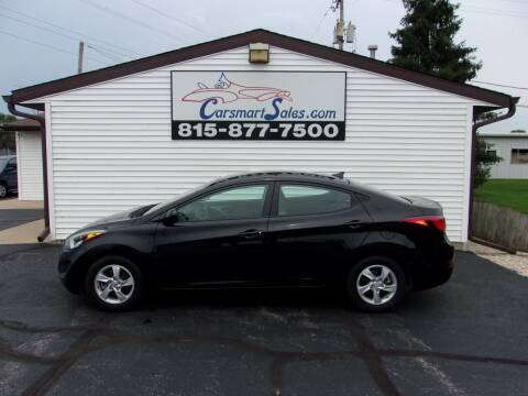 2014 Hyundai Elantra for sale at CARSMART SALES INC in Loves Park IL