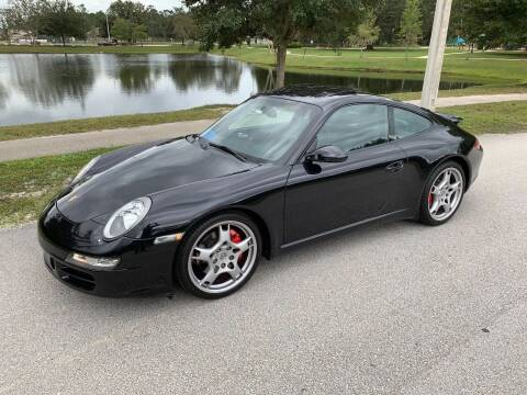 2006 Porsche 911 for sale at Terra Motors LLC in Jacksonville FL