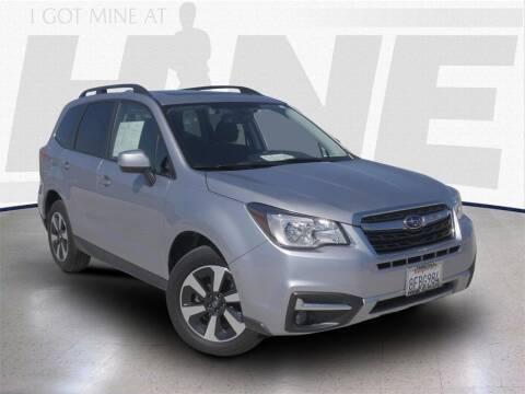 2018 Subaru Forester for sale at John Hine Temecula in Temecula CA