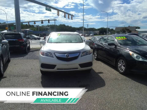 2013 Acura RDX for sale at Marino's Auto Sales in Laurel DE