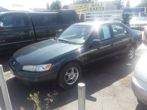 1999 Toyota Camry for sale at TTT Auto Sales in Spokane WA