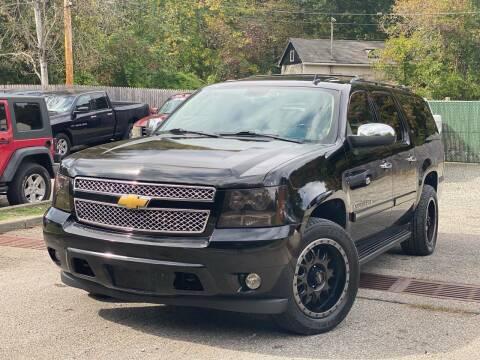 2008 Chevrolet Suburban for sale at AMA Auto Sales LLC in Ringwood NJ