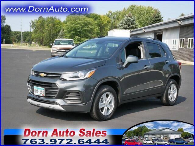 2019 Chevrolet Trax for sale at Jim Dorn Auto Sales in Delano MN