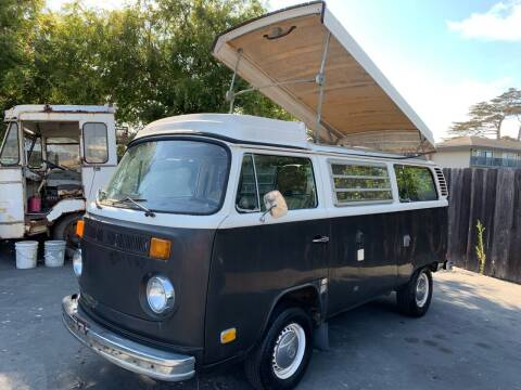 1978 Volkswagen Bus for sale at Dodi Auto Sales in Monterey CA