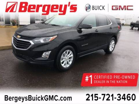 2019 Chevrolet Equinox for sale at Bergey's Buick GMC in Souderton PA