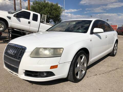 2008 Audi A6 for sale at Eastside Auto Sales in El Paso TX