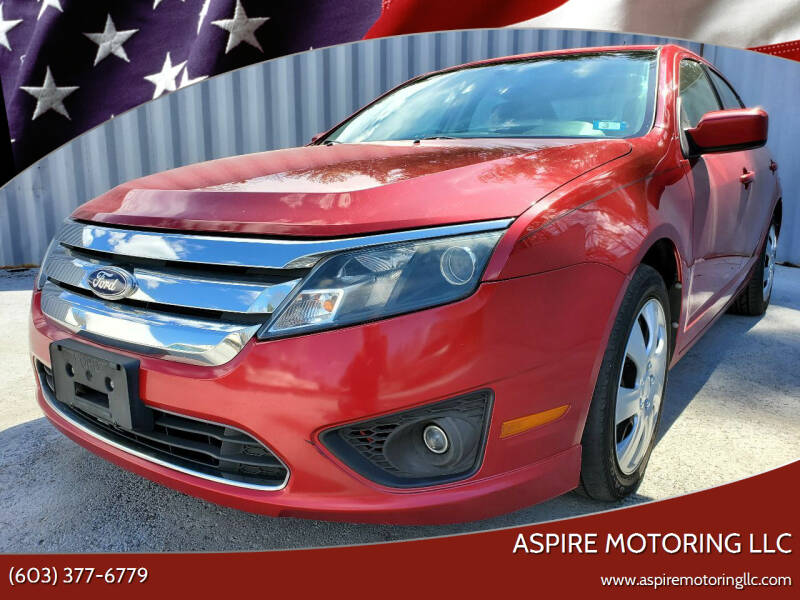 2010 Ford Fusion for sale in Brentwood, NH