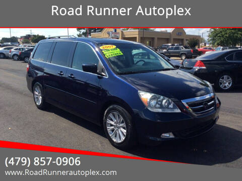 2007 Honda Odyssey for sale at Road Runner Autoplex in Russellville AR