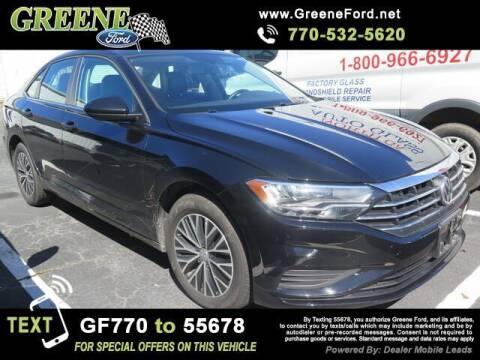 2019 Volkswagen Jetta for sale at Nerd Motive, Inc. - NMI in Atlanta GA