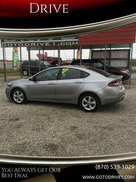 2015 Dodge Dart for sale at Drive in Leachville AR