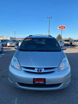 2007 Toyota Sienna for sale at Broadway Auto Sales in South Sioux City NE
