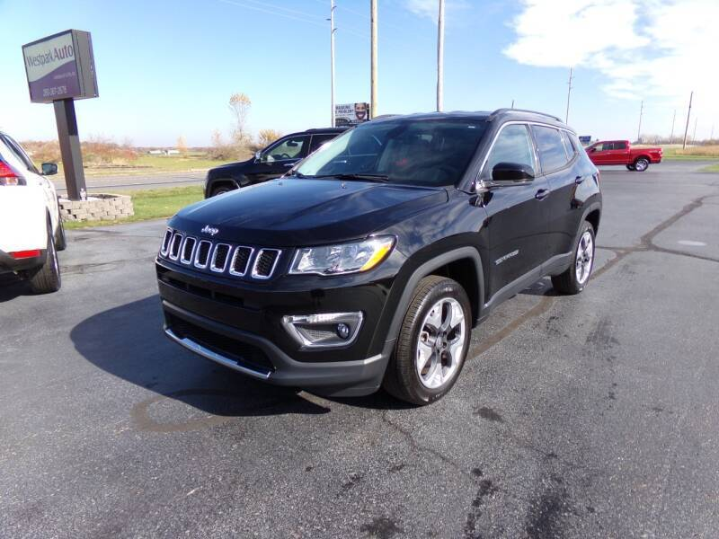 2018 Jeep Compass for sale at Westpark Auto in Lagrange IN