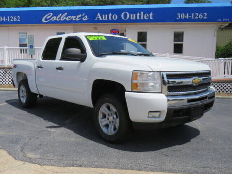 2011 Chevrolet Silverado 1500 for sale at Colbert's Auto Outlet in Hickory NC