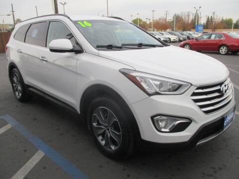 2016 Hyundai Santa Fe for sale at Choice Auto & Truck in Sacramento CA