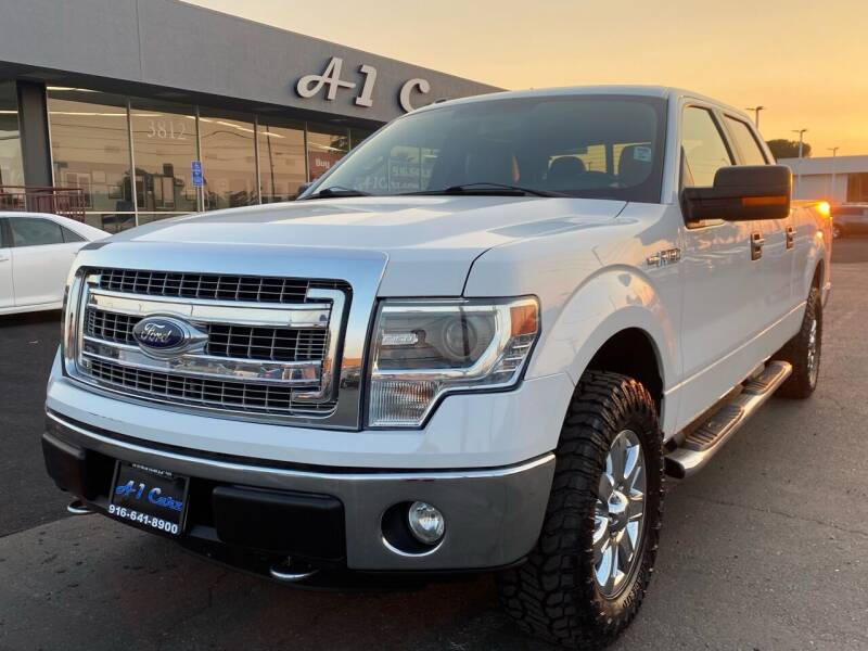 2014 Ford F-150 for sale at A1 Carz, Inc in Sacramento CA