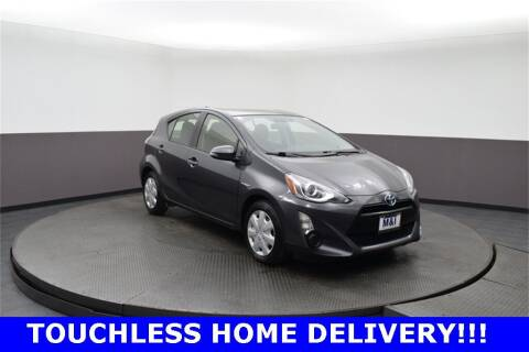 2015 Toyota Prius c for sale at M & I Imports in Highland Park IL