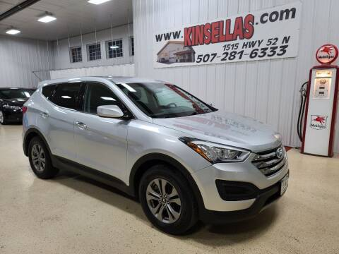 2016 Hyundai Santa Fe Sport for sale at Kinsellas Auto Sales in Rochester MN