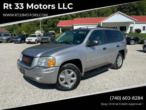 2005 GMC Envoy for sale at Rt 33 Motors LLC in Rockbridge OH