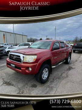 2006 Toyota Tacoma for sale at Sapaugh Classic Joyride in Salem MO