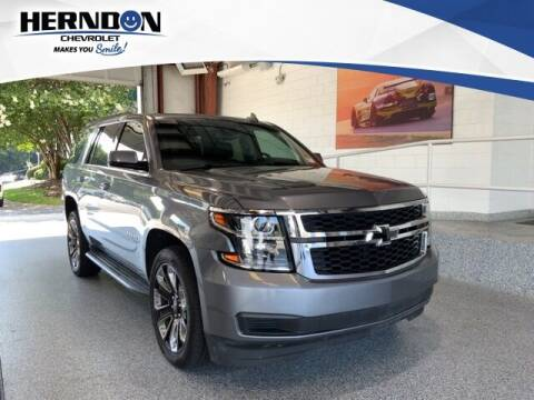 2020 Chevrolet Tahoe for sale at Herndon Chevrolet in Lexington SC