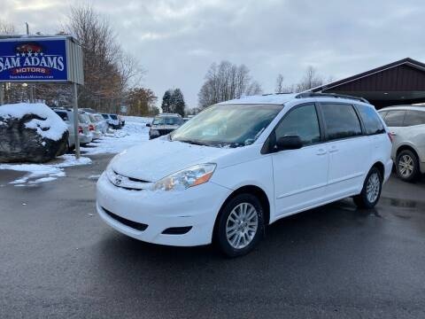 2007 Toyota Sienna for sale at Sam Adams Motors in Cedar Springs MI